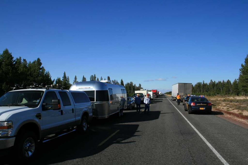 Hwy 97, Oregon Fatal Accident