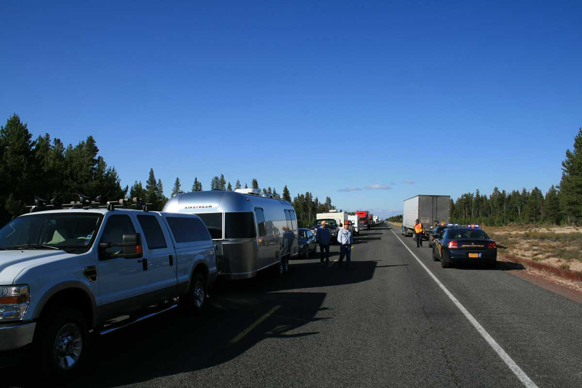 Hwy 97, Oregon Fatal Accident