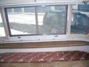 Riveting Bottom Curtain Track