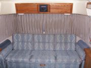 94 25' Excella Twin Bed Frount Couch