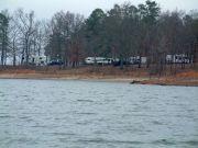 Lake O The Pines, Johnson Creek Campground