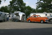 Nice Vintage at Airstream Factory Campground