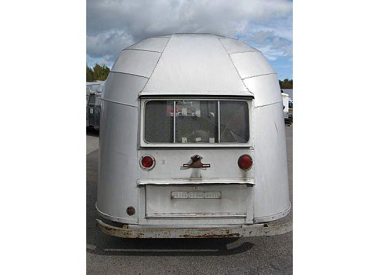 1955 Airstream Flying Cloud #7787