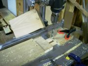 Countersinking Screw holes