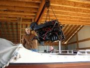 Boat Engine Removal   (totally off topic)