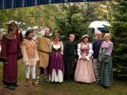 """New England Rally- """"A faire of a good time rendezous"""""""