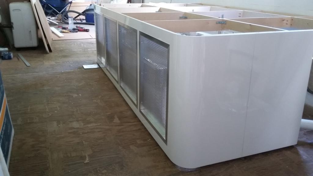Platform Bed Configuration