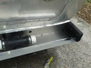 Rear Compartment - Black And Grey Tanks