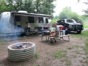 Camping At Ionia State Recreation Area
