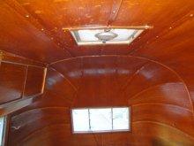 Quartersawn Oak Paneling Oil Sealed