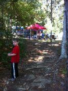 Nate Camping