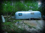 Airstream Floated 350ft In Flood :(