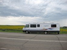 Mathilda 1997 Airstream Land Yacht Motorhome