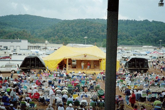 70th Galax Old Time Fiddler's Convention