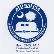 Alumalina Spring 2015 Logo