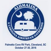 Alumalina 2016 Fall Edition Logo