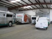 Airstream In Storage