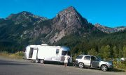 Boondocking At Snoqualmie Pass