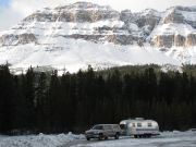 Our New 1980 Caravelle In Banff National Park