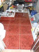 Bath Tile Floor