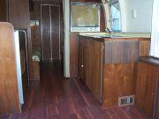 New floor, polished woodwork