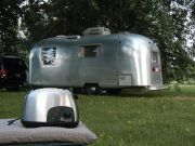 Toaster for Airstream