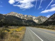 Tioga Pass Road Hwy 120