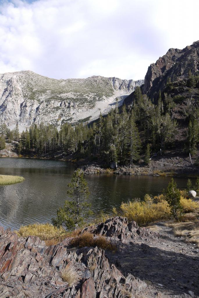 Ellery Lake Camp Ground