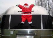 Airstream Santa
