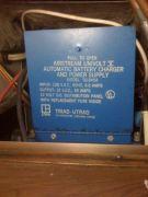 Univolt 1973 Sovereign Rear Bath
