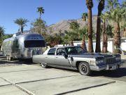 Arriving In Palm Springs, Ca