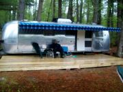 New Deck For Our Airstream