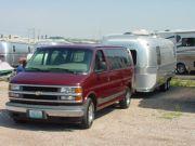 2001 '27 Safari and '99 Chevy Express