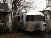 Jim's First Airstream