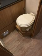 New Commode And Floor