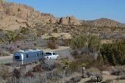A Stop At Joshua Tree Np On The Trip To Quartzsite