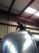 Cara Up On Top.  The Polyureathane Pro.