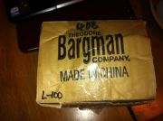 My New Bargman L-100