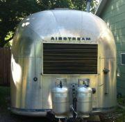1966 Airstream Ambassador