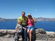 Crater Lake July 06