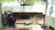 Custom Fiberglass/wood Dash View 5