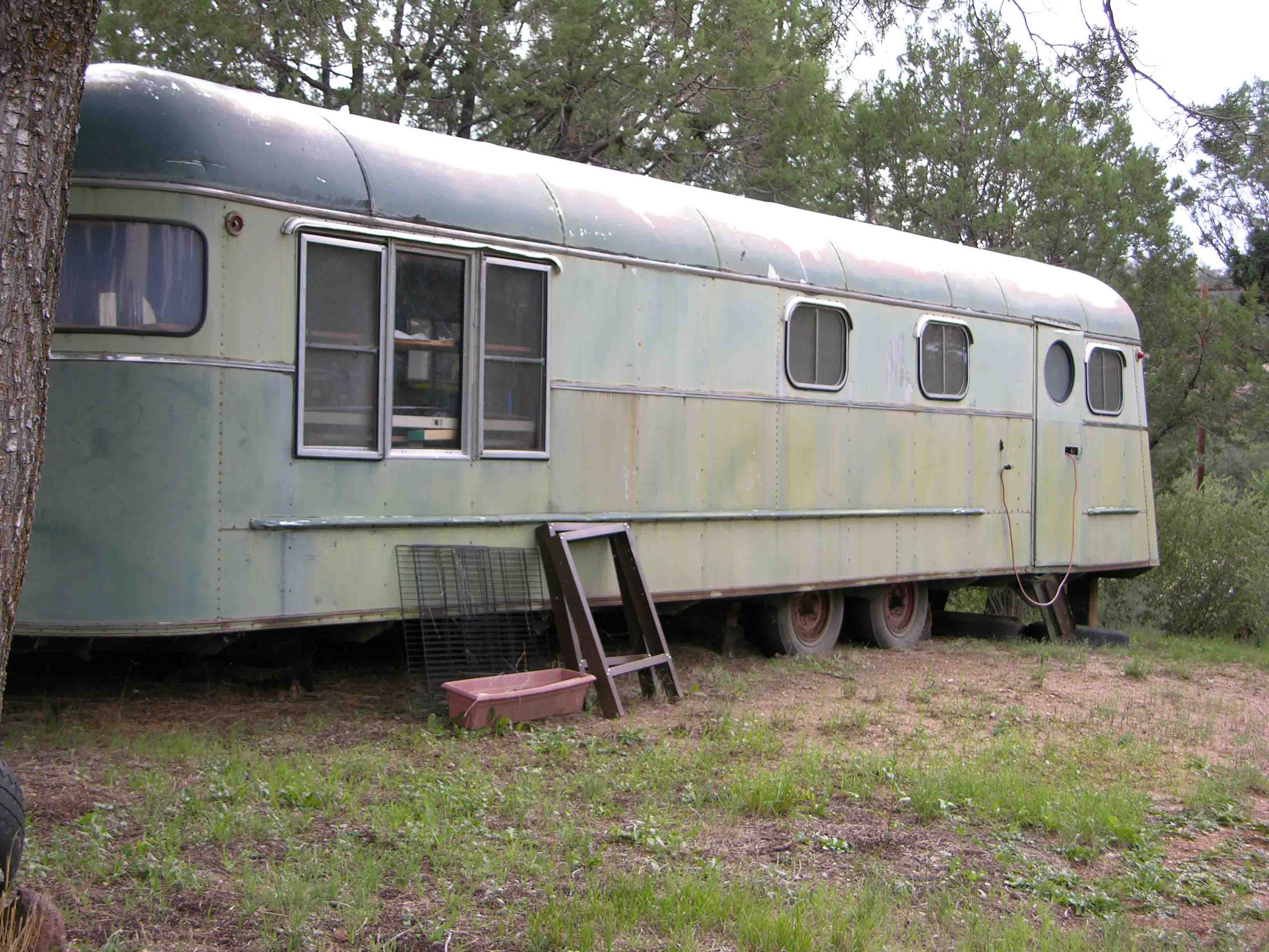 1949 M System Trailer - 33' 2 Bedroom with bathroom. Photo ...