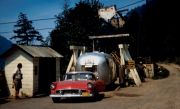 T-Bird and Airstreams from the 50's