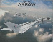 Avro Arrow CF105