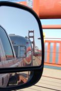 Crossing The Golden Gate, Sf.