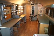 Trailer Conversion For Hair/make Up- Film Locations