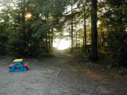 USNF, Brevoort Lake Campground, Michigan