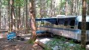 Airstream In Its Natural Setting!!