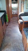 Click Vinyl Floor Install