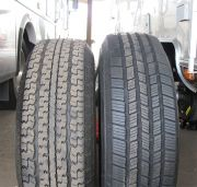 "Compare 15"" Oem To 16"" Michelin"